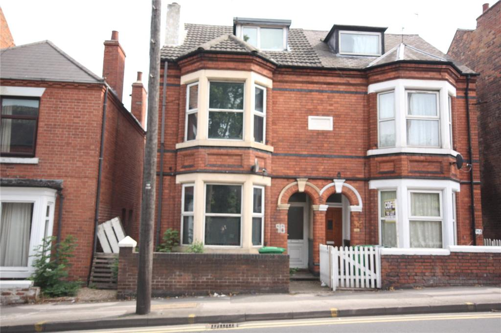 3 Bedrooms Semi Detached House for sale in Nottingham Road, Nottingham, Nottinghamshire, NG7