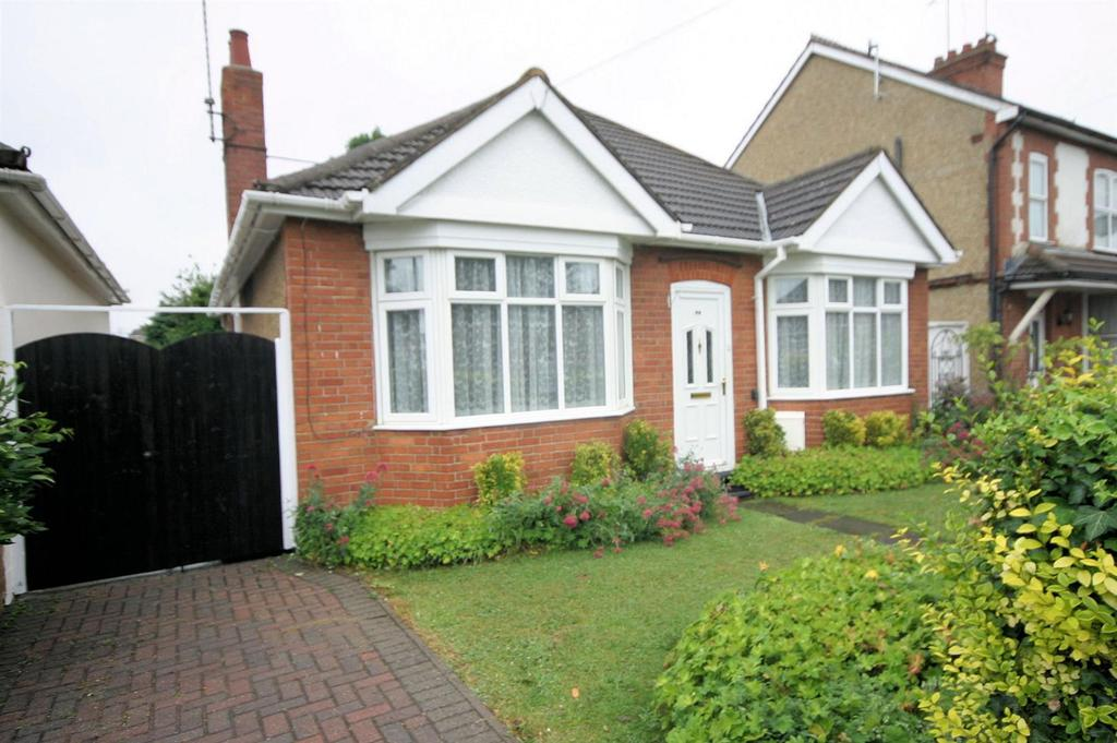 2 Bedrooms Detached Bungalow for sale in Toddington Road, Leagrave, Luton