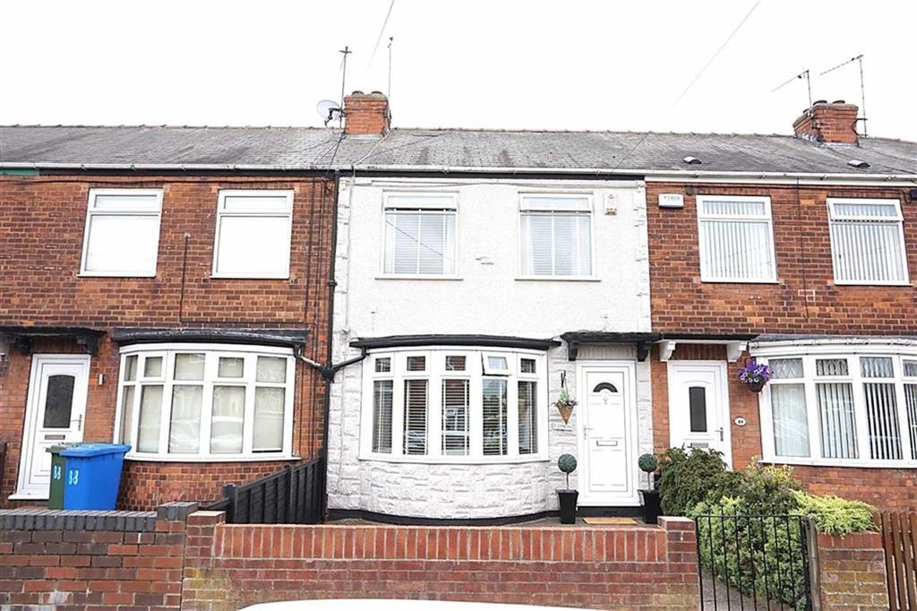 3 Bedrooms Terraced House for sale in Richmond Road, Hessle, Hessle, HU13