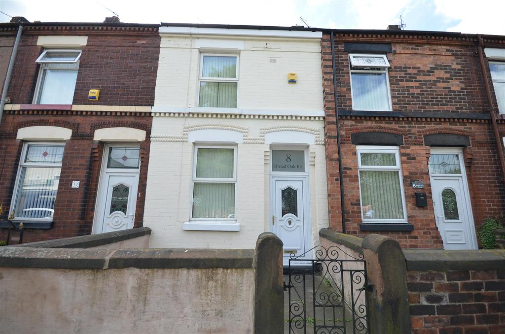 2 Bedrooms Terraced House for sale in Broad Oak Road, St. Helens