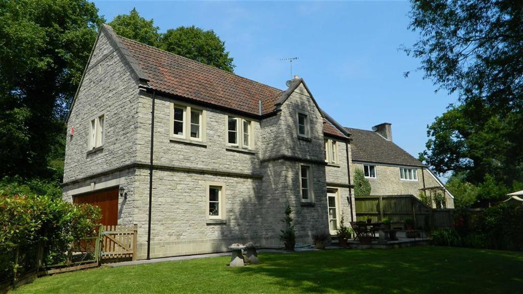 4 Bedrooms Detached House for sale in Ames Lane, Kilmersdon, Radstock, BA3