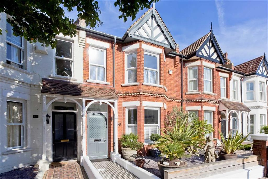3 Bedrooms Terraced House for sale in St Leonards Road, Hove, East Sussex