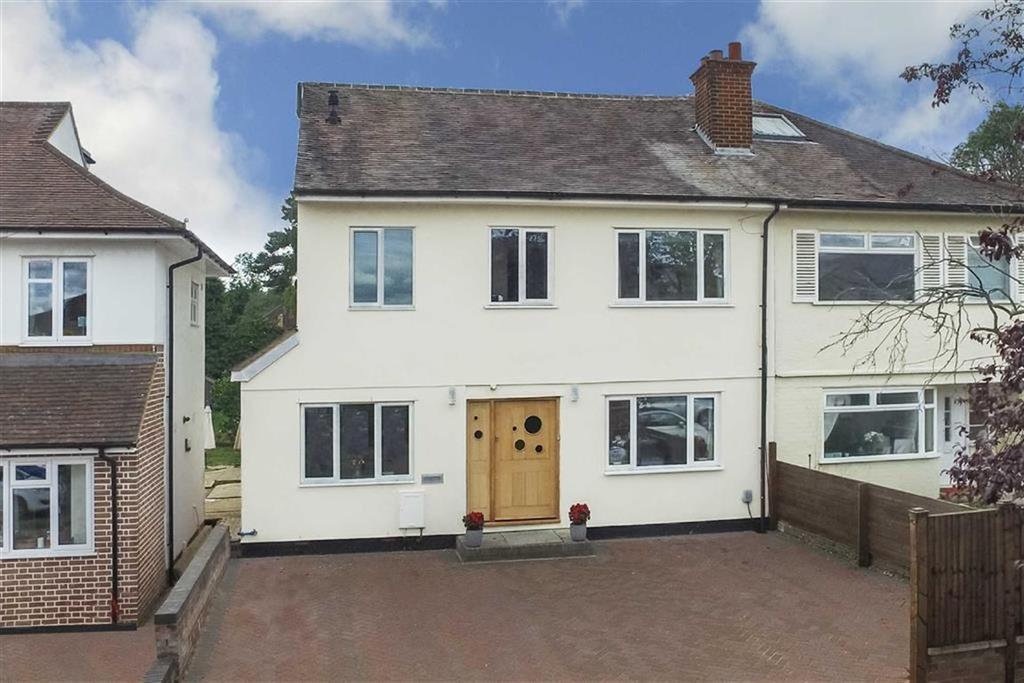 5 Bedrooms Semi Detached House for sale in Kingshill Avenue, St Albans, Hertfordshire