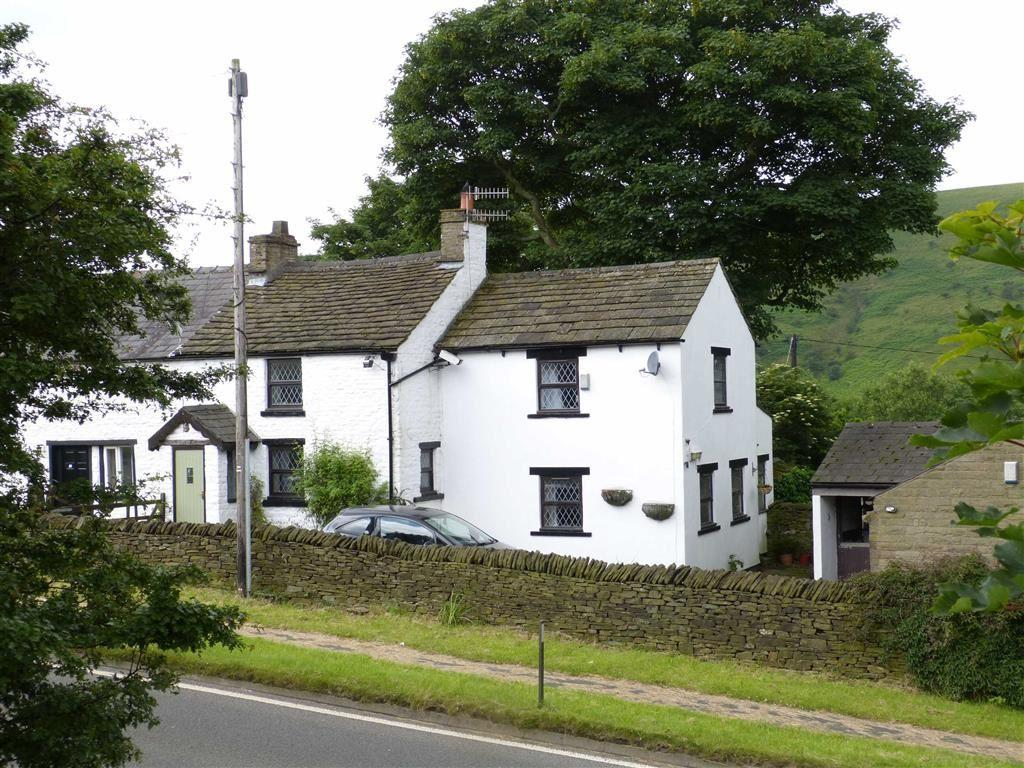 3 Bedrooms Cottage House for sale in Chunal, Glossop