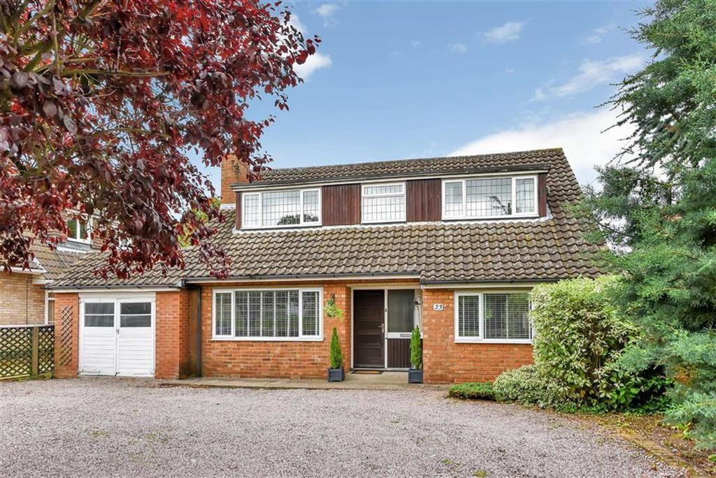 4 Bedrooms Detached House for sale in Lincoln Road, Welton, Lincoln, Lincolnshire