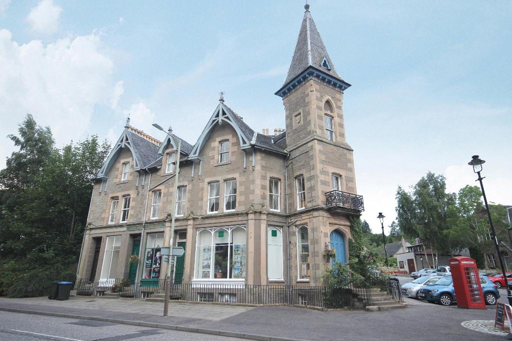 1 Bedroom Flat for sale in Tower Buildings, Perth Road, Birnam, Perthshire, PH8 0DT