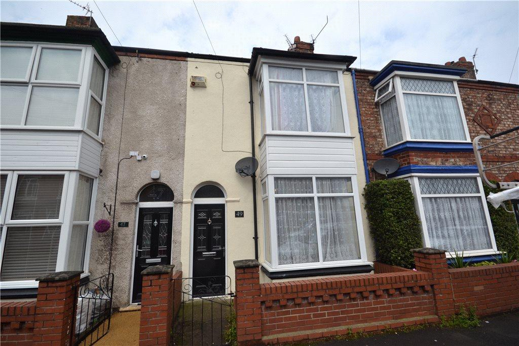 2 Bedrooms Terraced House for sale in Beechwood Road, Eaglescliffe, Stockton-on-Tees