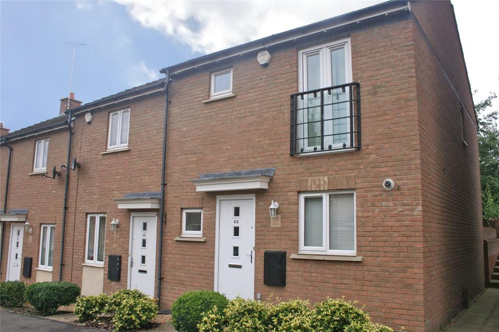 3 Bedrooms End Of Terrace House for sale in Eddington Crescent, Welwyn Garden City, Hertfordshire