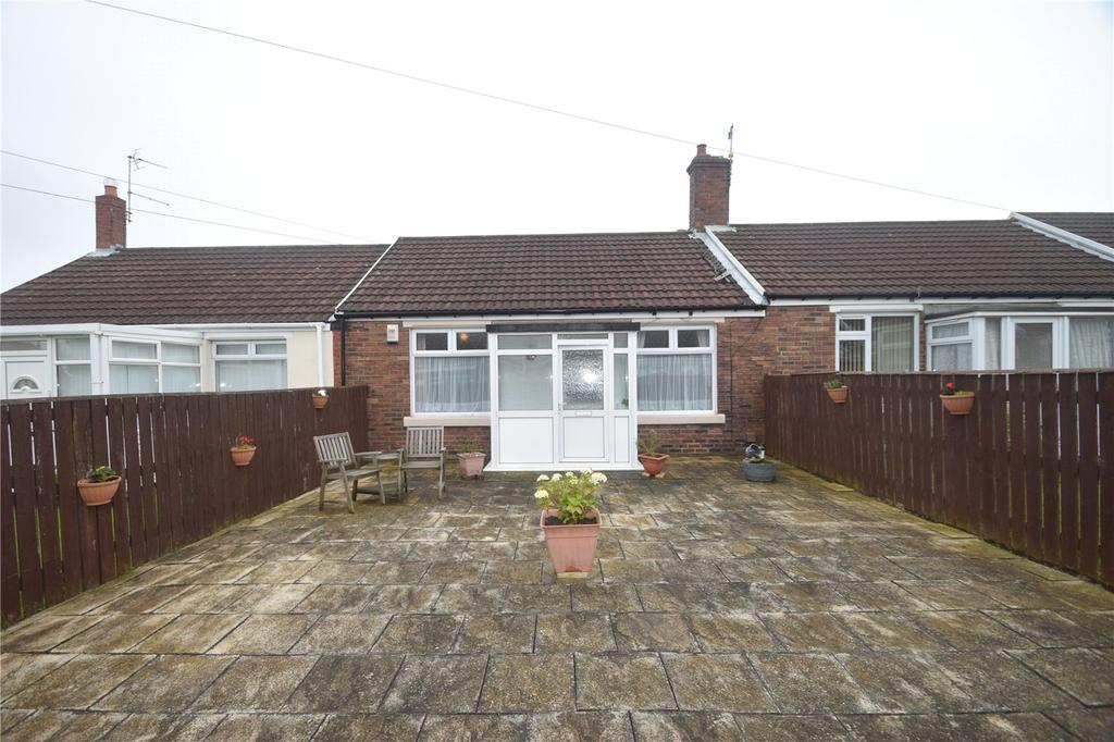 2 Bedrooms Terraced Bungalow for sale in Jasper Avenue, Seaham, Co. Durham, SR7