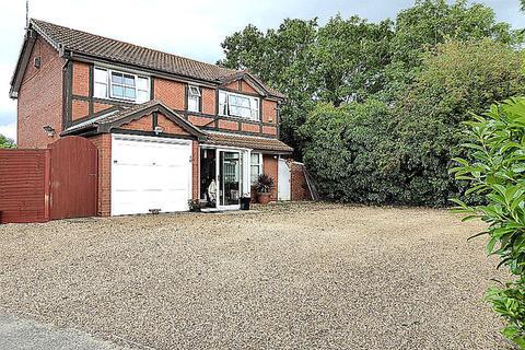 4 bedroom detached house for sale - Marjoram Close, East Hunsbury, Northampton, NN4