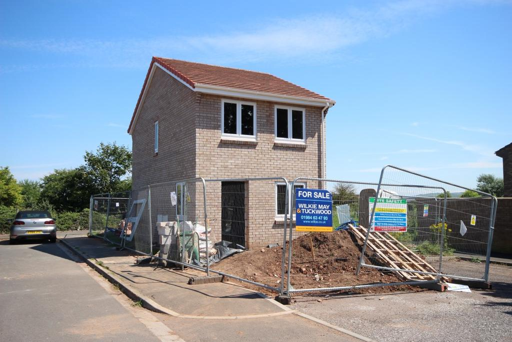 2 Bedrooms Detached House for sale in Kingsland, Watchet TA23
