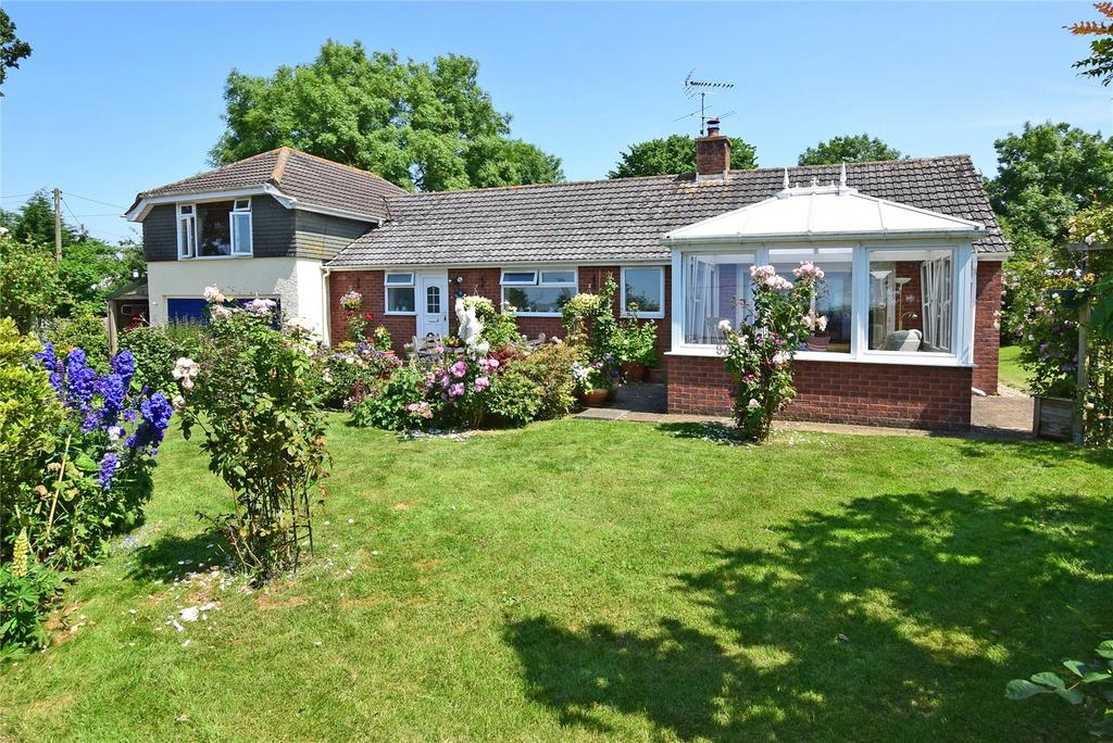 3 Bedrooms Detached Bungalow for sale in Payhembury, Honiton, Devon