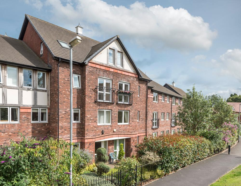 1 Bedroom Retirement Property for sale in Holland Walk, Nantwich