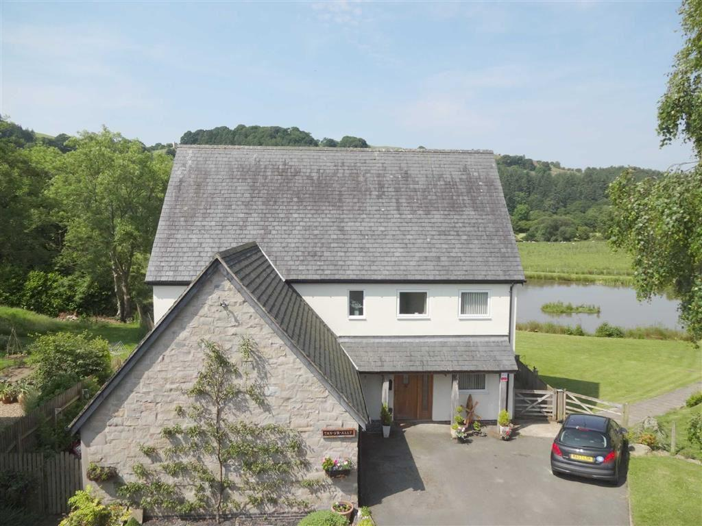 6 Bedrooms Detached House for sale in Tan Yr Allt, Dolanog, Welshpool, SY21