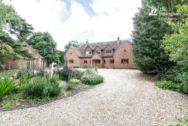 7 Bedrooms Detached House for sale in Regina Crescent, Ravenshead, Nottingham, NG15