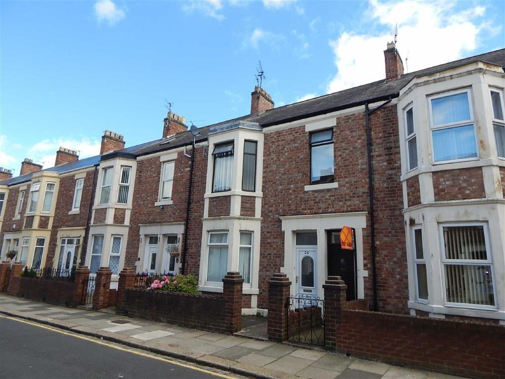 3 Bedrooms Apartment Flat for sale in Woodbine Avenue, Wallsend, Tyne Wear, NE28