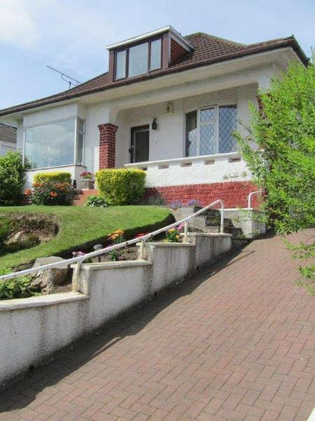 3 Bedrooms Detached House for sale in 15 Milngavie Road, Bearsden, Glasgow, G61 2DT