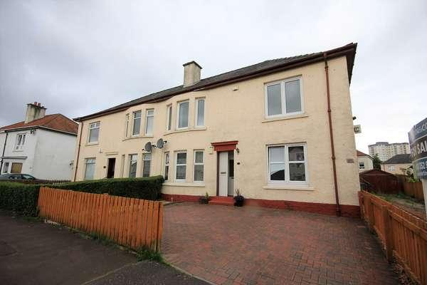 2 Bedrooms Flat for sale in 25 Diana Avenue, Knightswood, Glasgow, G13 3JN