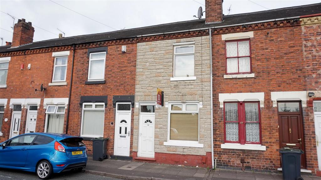 2 Bedrooms Terraced House for sale in Lime Street, Stoke-On-Trent, Staffs