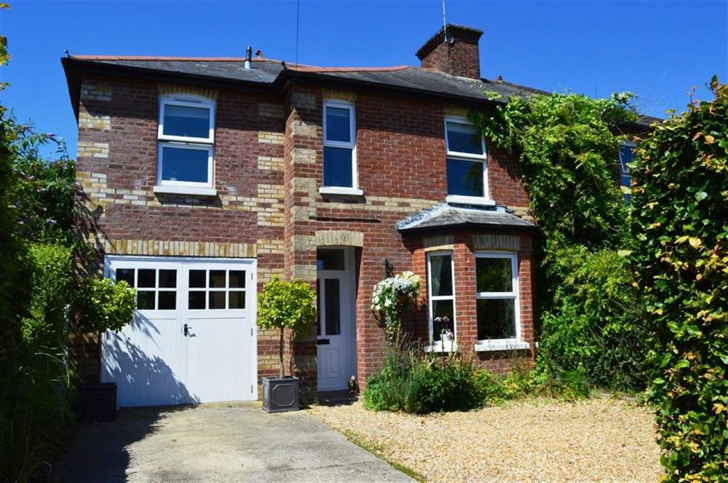 3 Bedrooms Semi Detached House for sale in Wimborne Road West, Wimborne, Dorset