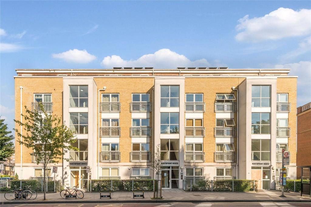 1 Bedroom Flat for sale in Northpoint House, Essex Road, London