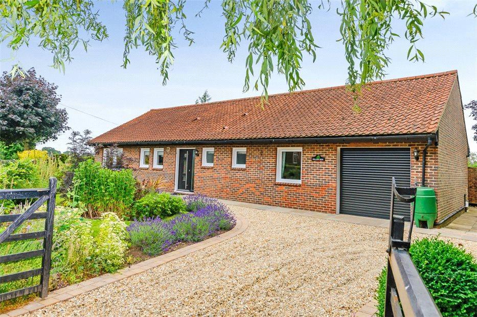3 Bedrooms Detached Bungalow for sale in New Lane, Nun Monkton, York, YO26