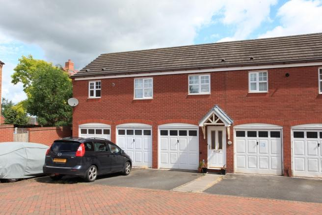 1 Bedroom Semi Detached House for sale in 67 Marlborough Road, Hadley, Telford, Shropshire, TF1 5LT