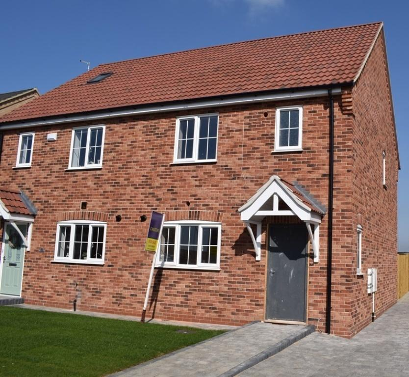 3 Bedrooms Semi Detached House for sale in Plot 6, Forest Way, Humberston