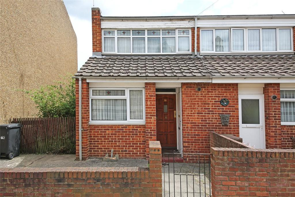 2 Bedrooms End Of Terrace House for sale in Coventry Road, South Norwood, SE25