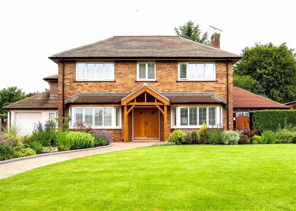 4 Bedrooms Detached House for sale in Hall Road, Scarisbrick, L40