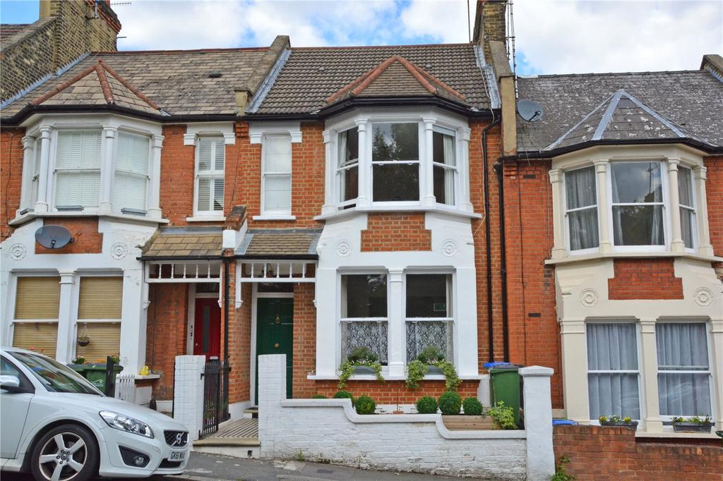 3 Bedrooms Terraced House for sale in Humber Road, Blackheath, London, SE3
