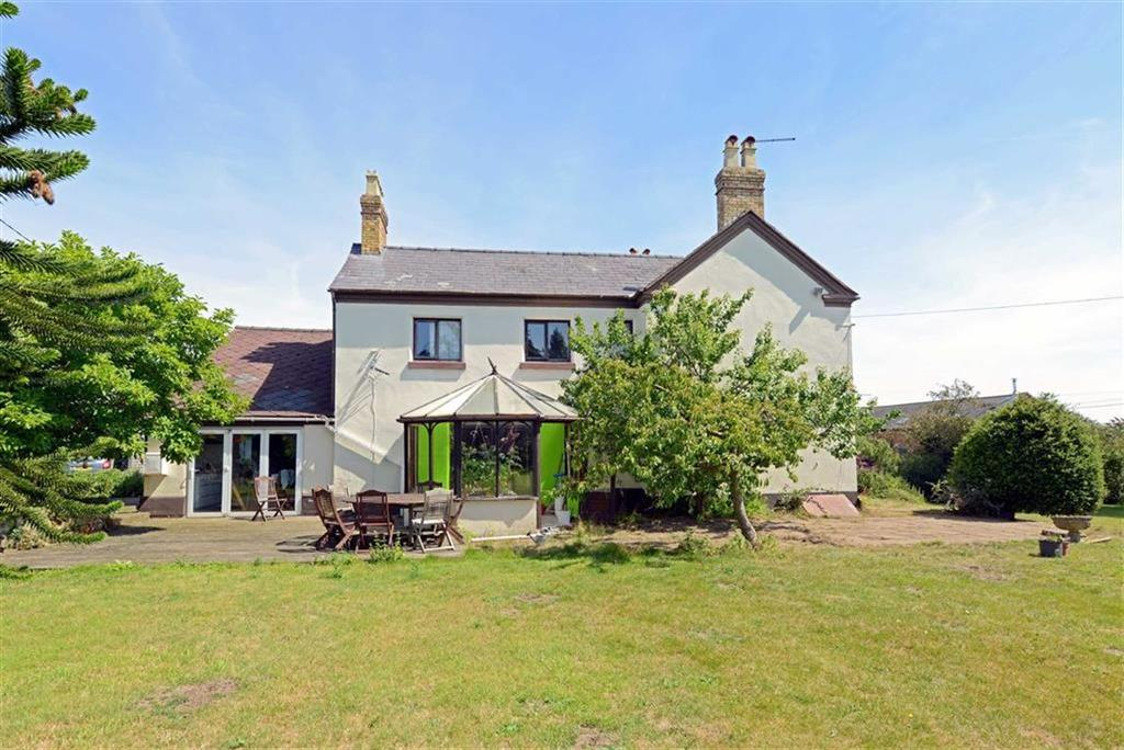 4 Bedrooms Detached House for sale in Aston, Wem, Shrewsbury, Shropshire