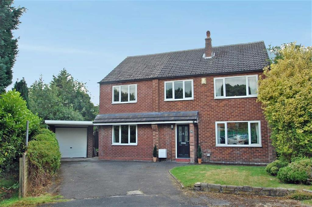 5 Bedrooms Detached House for sale in College Close, Wilmslow, Cheshire