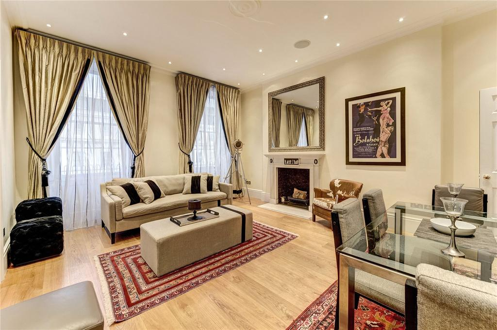 2 Bedrooms Apartment Flat for sale in Eaton Place, London, SW1X