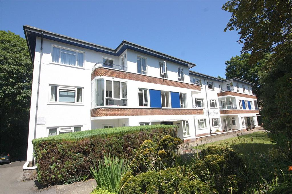 2 Bedrooms Flat for sale in Bourne River Court, 17 Surrey Road, Westbourne, Dorset, BH4
