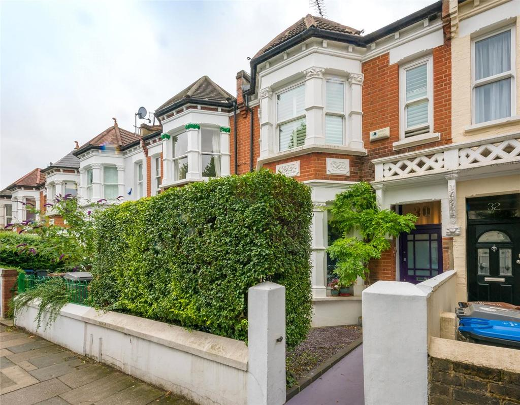 4 Bedrooms Terraced House for sale in Hartland Road, London, NW6