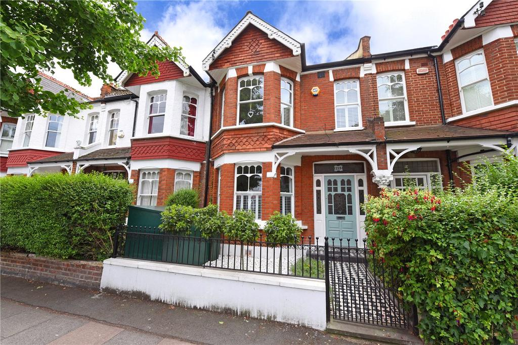4 Bedrooms Terraced House for sale in Revelstoke Road, London, SW18