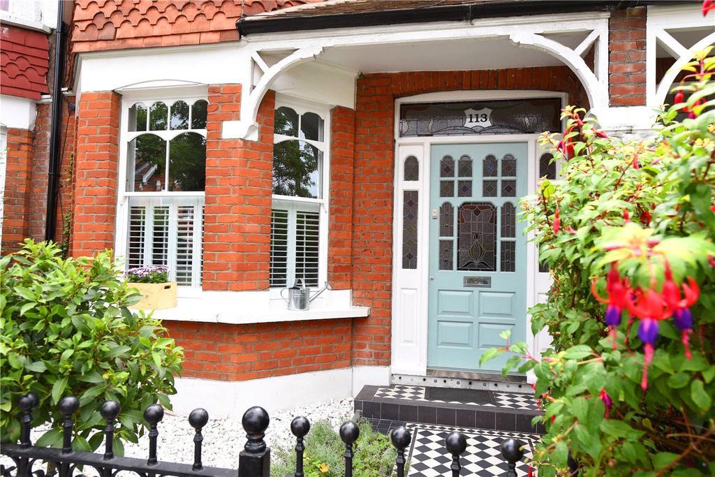 4 Bedrooms Terraced House for sale in Revelstoke Road, London, SW18