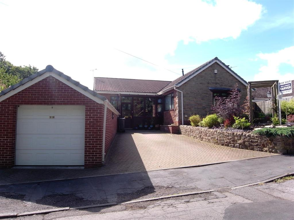 3 Bedrooms Detached Bungalow for sale in Hall Lane, Heighington Village, Newton Aycliffe