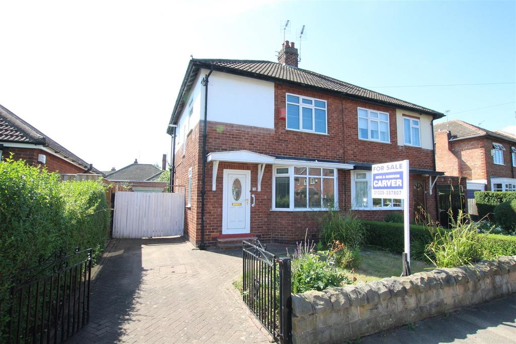 3 Bedrooms Semi Detached House for sale in Ravensdale Road, Darlington