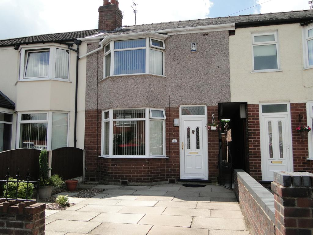 2 Bedrooms Terraced House for sale in Stapleton Road, Rainhill L35