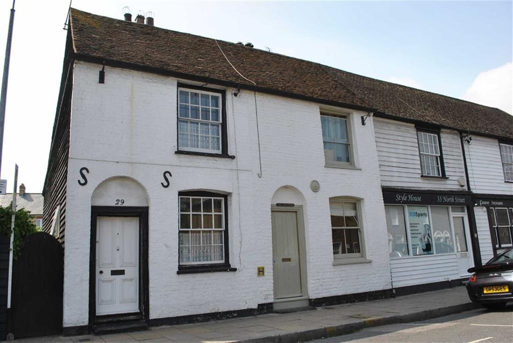 2 Bedrooms End Of Terrace House for sale in North Street, Rochford, Essex