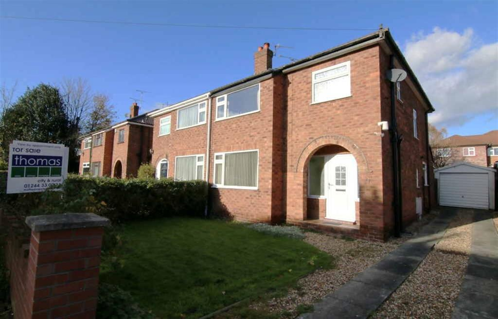 3 Bedrooms Semi Detached House for sale in Hawthorn Road, Christleton
