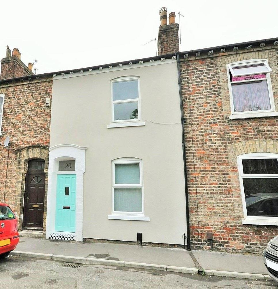 3 Bedrooms Terraced House for sale in Scarborough Terrace, York