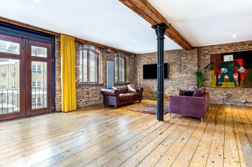 1 Bedroom Flat for sale in Limehouse Wharf, 148 Narrow Street, London, E14