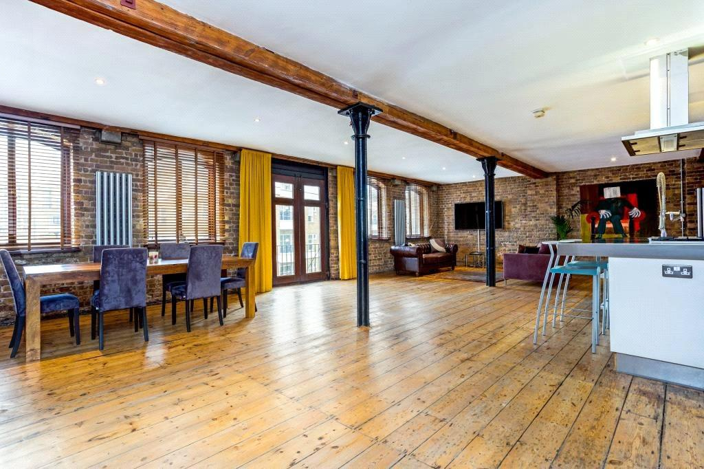 2 Bedrooms Flat for sale in Limehouse Wharf, 148 Narrow Street, Limehouse, London, E14