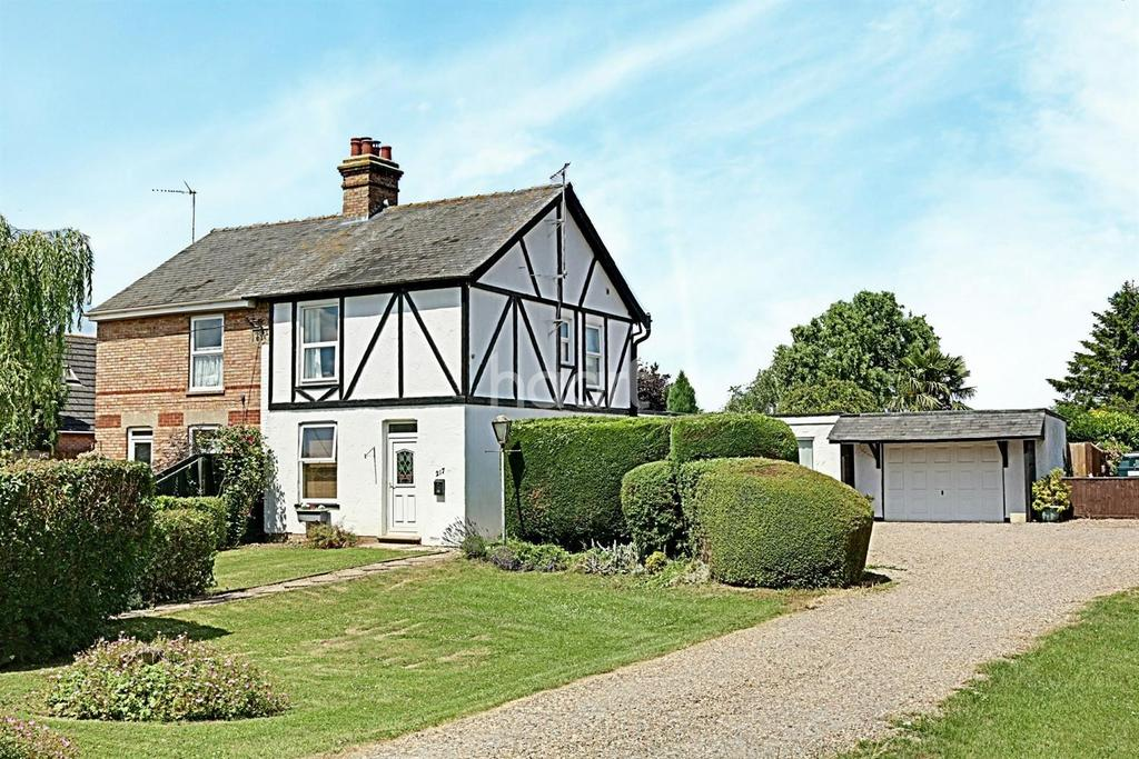4 Bedrooms Semi Detached House for sale in Main Road, Parson Drove