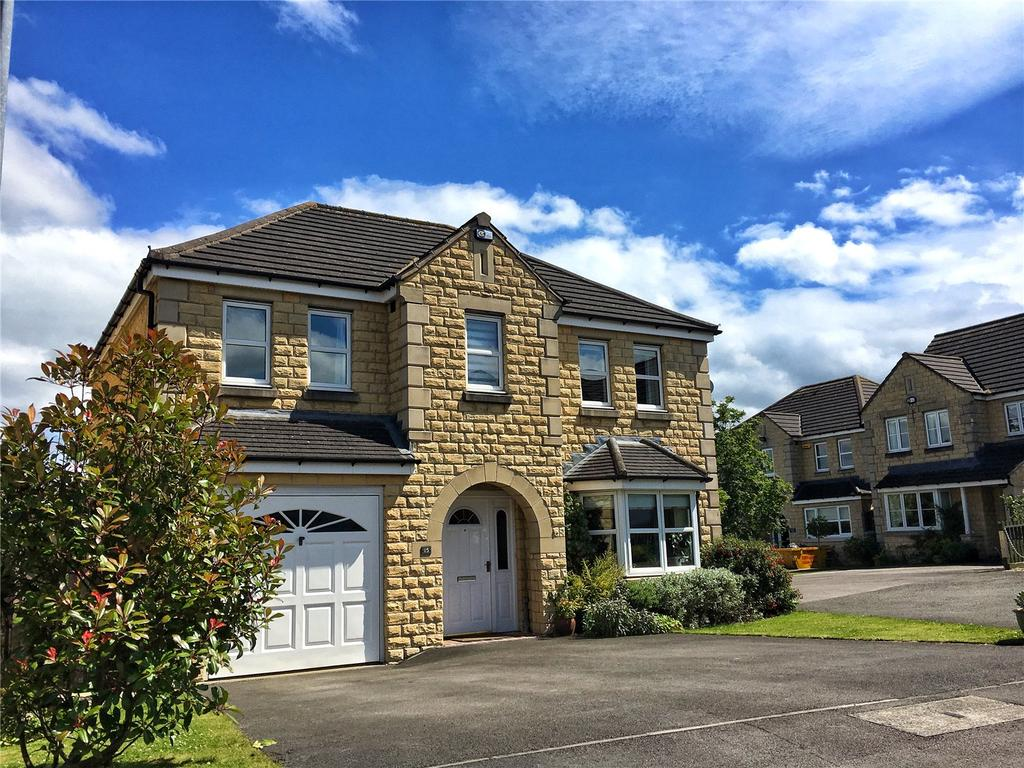 4 Bedrooms Detached House for sale in Orchid Grove, Netherton, Huddersfield, West Yorkshire, HD4