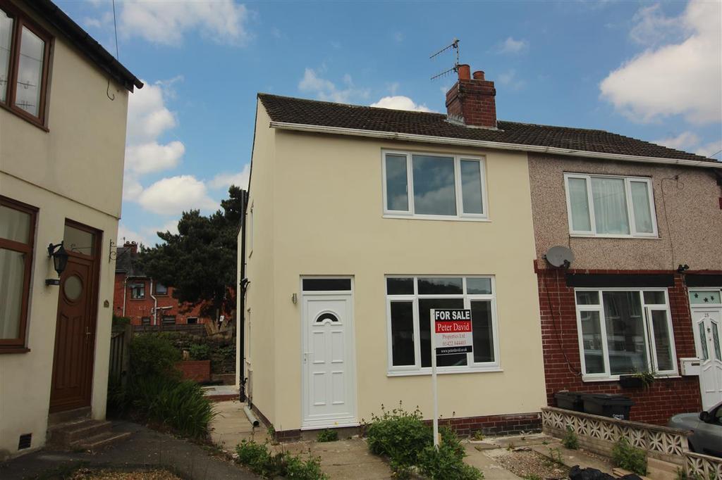 3 Bedrooms Semi Detached House for sale in Stocks Avenue, Mytholmroyd, Hebden Bridge
