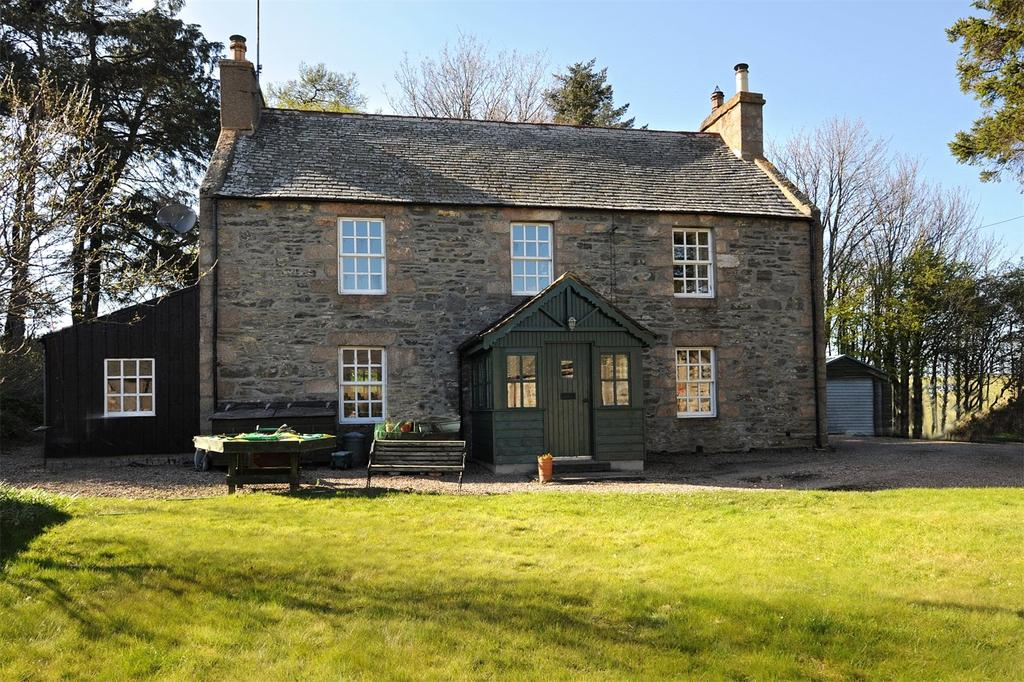 4 Bedrooms Detached House for sale in Monte Abbe, Chapeltown, Ballindalloch, Moray, AB37